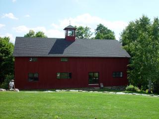 Berkshire Barn Paradise