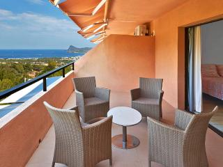 In plain nature with beautiful views, San Agusti des Vedra