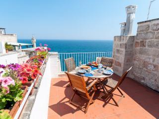 Terrazza sul Mare: Historic Apartment in Puglia, Polignano a Mare