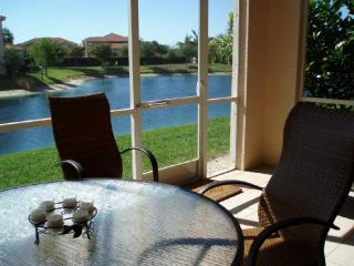 Vacation rental ten auto minutes from the beach.