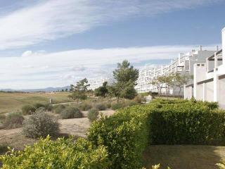 Front line Block 11 Apartment overlooking 12th tee, Alhama de Murcia
