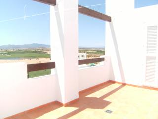 Front line Block 11 Apartment overlooking 12th tee, Alhama de Murcia