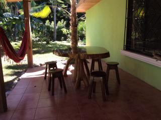 La Casa Verde, Cabuya
