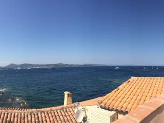 Romantic sea view in Central Saint Tropez, Saint-Tropez