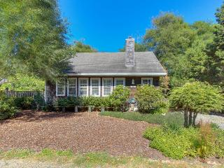 Dog-friendly, sunlit home w/ two decks - 75 yards from the beach & Proposal Rock