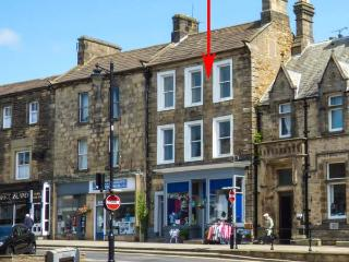 THE FLAT, town centre, WiFi, parking, character features, apartment in Barnard Castle, Ref. 918609