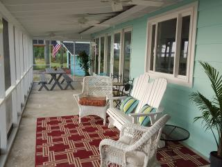 The Love Shack-A Private Beachfront Home on the Chesapeake Bay