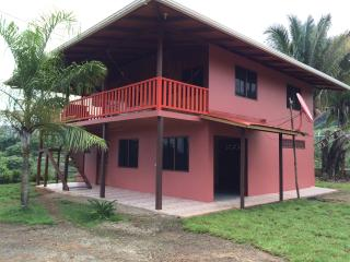Rental Home With Ocean View, Uvita