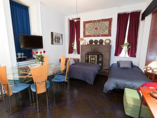 Remodeled Urban 1 BR in the East village! sleeps 5