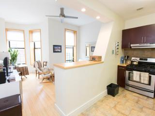 Large, Bright, and Renovated 1BR in Brownstone, New York City