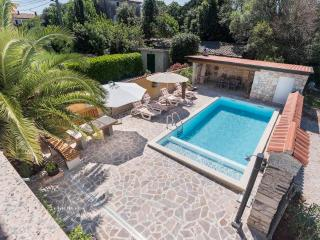 villa francesca mit beheiztem Pool am Golfplatz