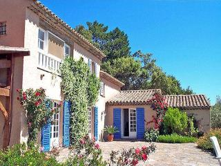 La Garde Freinet Var, Large villa 13p. private pool, 10 km from the Gulf of St Tropez, La Garde-Freinet