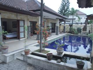 furnished 3br Villa with pool for monthly rental, Sanur