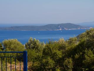 Villa Stella - schöne Aussicht auf die Bucht von Sivota