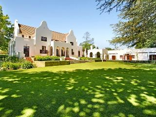 Le Jardin in the Cape Winelands, Stellenbosch