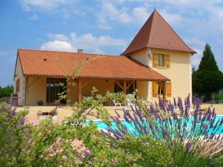 La Petite Tour Villa near Brantome North Dordogne France