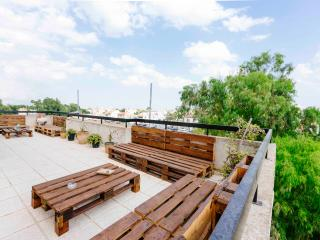 Total of 80 metersquare terrace with panoromic views
