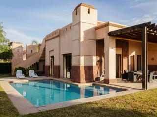 Comfortable villa with private pool, Marrakech