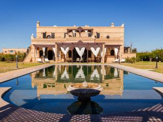 Typically Moroccan villa close to Marrakesh, El Aggada