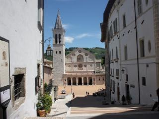 Appartamento in Centro Storico, Spoleto