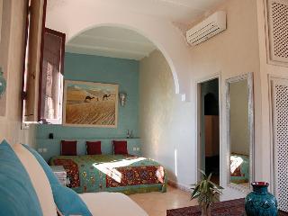 Chambre DeLuxe Kenza Riad Jardin des Orangers