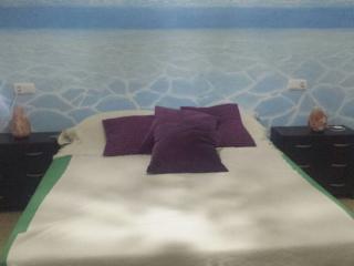 Precioso y tranquilo apartamento frente al mar, La Mamola