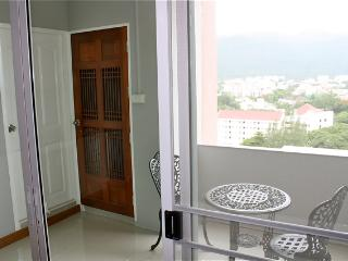 penthouse 1 bedroom at neimenheiman 2 balconies, Chiang Mai