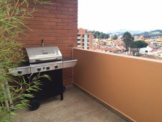 BBQ on Terrace