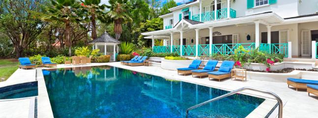 Villa Moon Dance SPECIAL OFFER: Barbados Villa 98 The Villa Faces West And Overlooks The 8th Hole Of The Famous Golf Course.