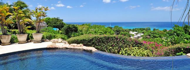 SPECIAL OFFER: Barbados Villa 393 Magnificent, Panoramic, Unobstructed Views Of The Beautiful West Coast., The Garden
