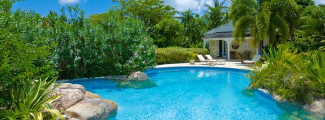 SPECIAL OFFER: Barbados Villa 398 Set In An Acre Of Lush Tropical Gardens, Villa 398 Commands Stunning Views Of The Caribbean Sea., The Garden