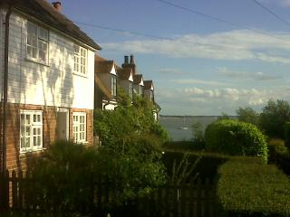 Cottage on the waterside, Mersea Island
