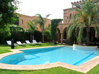 Super 5 bedrooms villa on Golf Marrakech