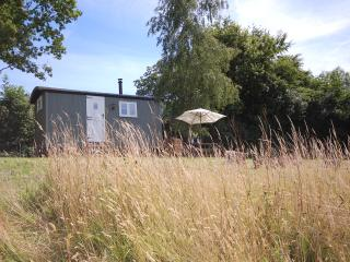 Shepherd's Hut Rental in East Sussex