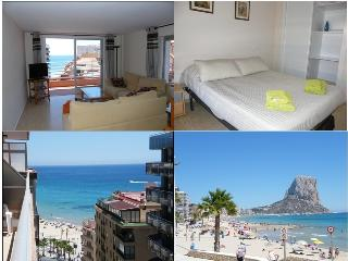 Calpe 3 bedroom just 50 metres to beach