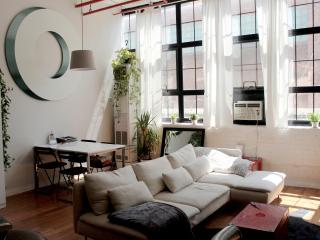 Gorgeous Designer Loft in East Williamsburg, Brooklyn