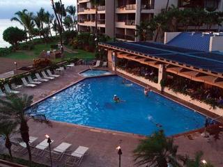 Sands of Kahana-Oceanfront (Frente del Mar)-December 15-22, 2019 ONLY