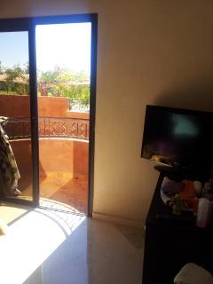 Suite parentale - balcon