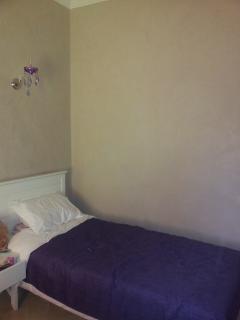 Chambre invitées - 1er lit simple