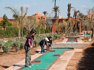 Palmeraie Marrakech – Appart Hotel avec jardin