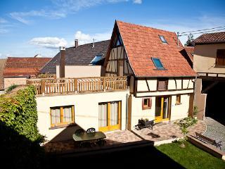 Gîte rural - La Maison de Pamela, Dahlenheim