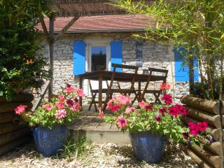 Gîte Badou à La Badounerie, Martel