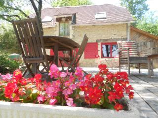 Gîte Badounette à La Badounerie, Martel