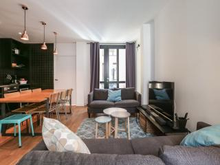 CHEMIN VERT 1 Loft for 11 (4 rooms), Paris