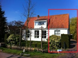 Charming semi detached house sleeps max 4 + baby, Amsterdã