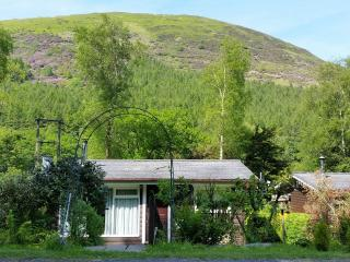 Wales UK - LOG CABIN - SECLUDED - PET FRIENDLY