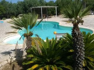 Appartamento in casa con piscina immersa nel verde