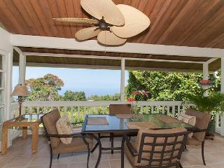 Breathtaking Secluded Ocean View House- Orchid Inn, Holualoa