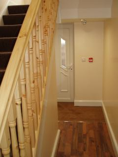 Entrance Hall for Flats 1/2/3