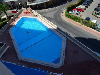 "Levante and Rincoin Halcon ""Great Swimming pool"", Benidorm"